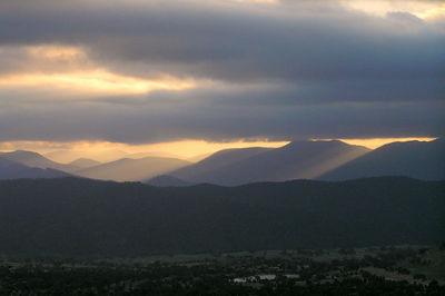 Mount Taylor November 2005