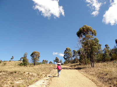 Mount Taylor - October 2007
