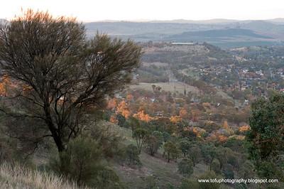 Mt Taylor sunset - May 2009